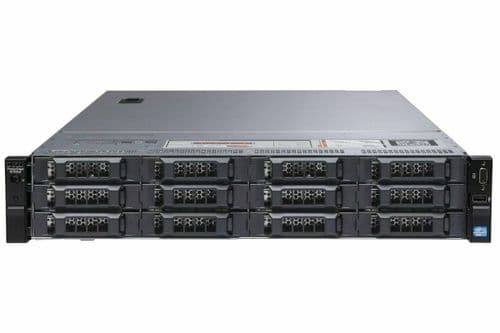 "Dell PowerEdge R720xd 2x Quad-Core E5-2609 16GB RAM 12x 3.5"" HDD +++"
